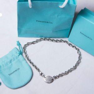 Tiffany Silver Vintage Necklace